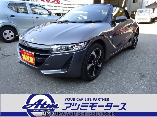 Used 2019 HONDA S660 BH796846 for Sale