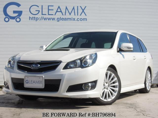 Used 2009 SUBARU LEGACY TOURING WAGON BH796894 for Sale