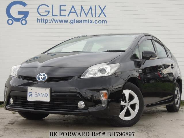Used 2015 TOYOTA PRIUS BH796897 for Sale