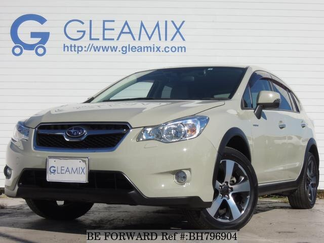 Used 2014 SUBARU IMPREZA XV HYBRID BH796904 for Sale