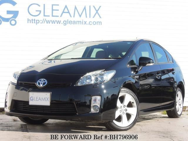 Used 2009 TOYOTA PRIUS BH796906 for Sale