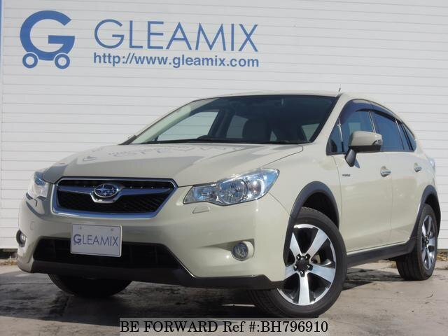 Used 2014 SUBARU IMPREZA XV HYBRID BH796910 for Sale