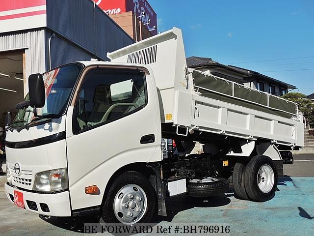 Used 2010 HINO DUTRO BH796916 for Sale