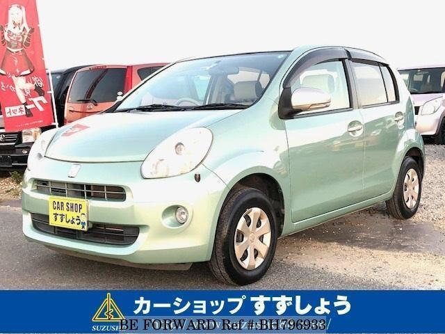 Used 2010 TOYOTA PASSO BH796933 for Sale