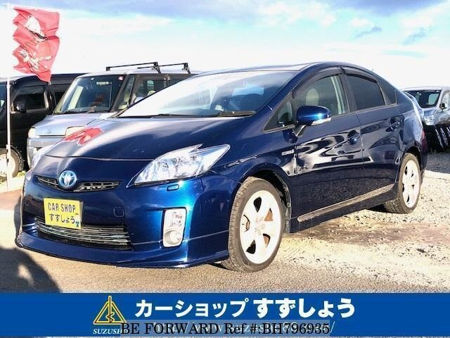 Used 2010 TOYOTA PRIUS BH796935 for Sale