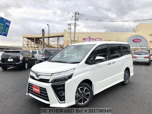 Used 2018 TOYOTA VOXY BH796948 for Sale