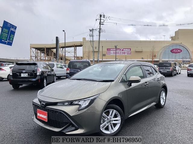 Used 2020 TOYOTA COROLLA BH796950 for Sale