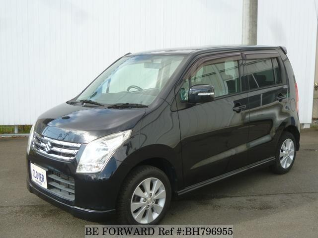 Used 2009 SUZUKI WAGON R BH796955 for Sale