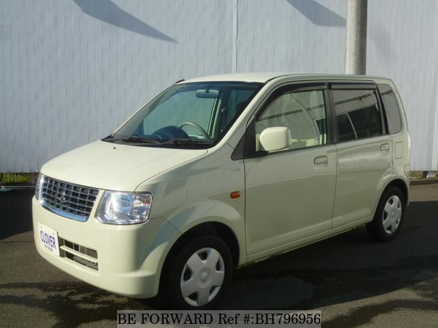 Used 2011 MITSUBISHI EK WAGON BH796956 for Sale