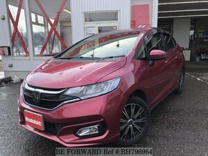 Used 2017 HONDA FIT HYBRID BH796964 for Sale