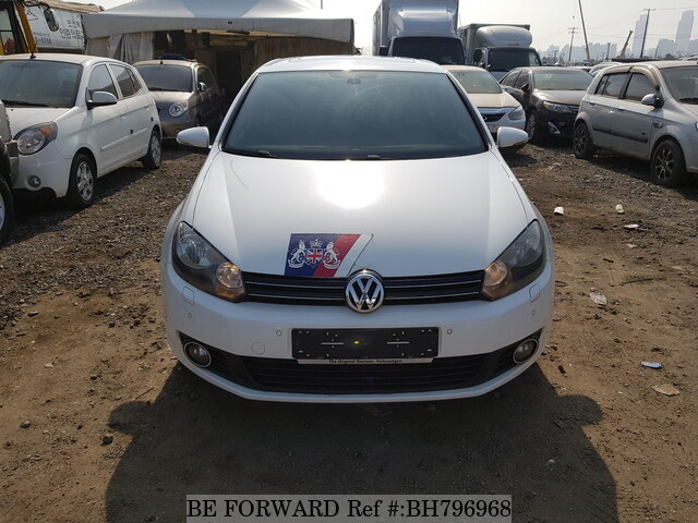 Used 2010 VOLKSWAGEN GOLF BH796968 for Sale