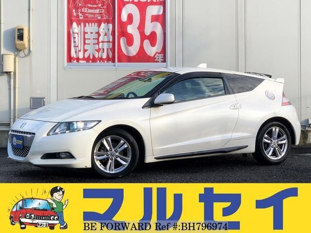 Used 2010 HONDA CR-Z BH796974 for Sale