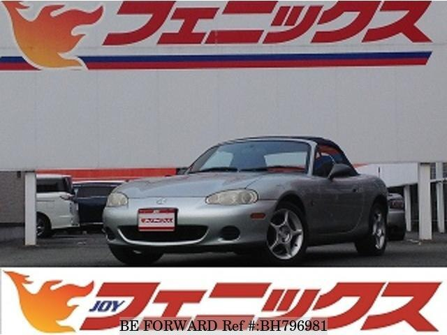 Used 2003 MAZDA ROADSTER BH796981 for Sale