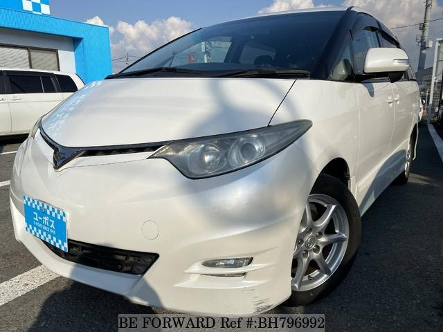 Used 2006 TOYOTA ESTIMA BH796992 for Sale