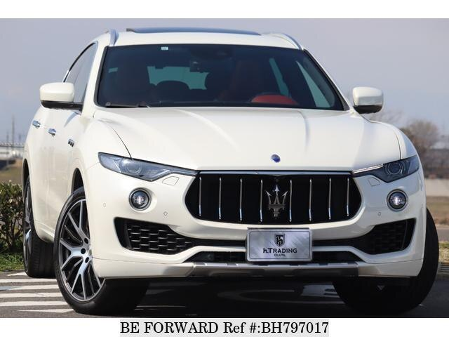 Used 2017 MASERATI MASERATI OTHERS BH797017 for Sale