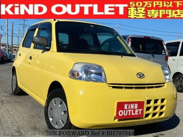 Used 2010 DAIHATSU ESSE BH797044 for Sale