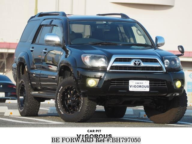 Used 2005 TOYOTA HILUX SURF BH797050 for Sale