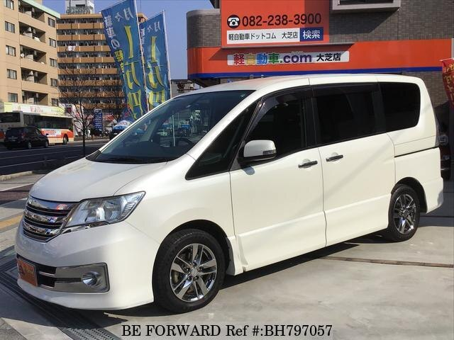 Used 2011 NISSAN SERENA BH797057 for Sale