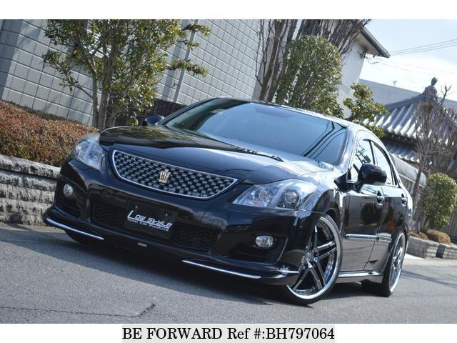 Used 2008 TOYOTA CROWN BH797064 for Sale