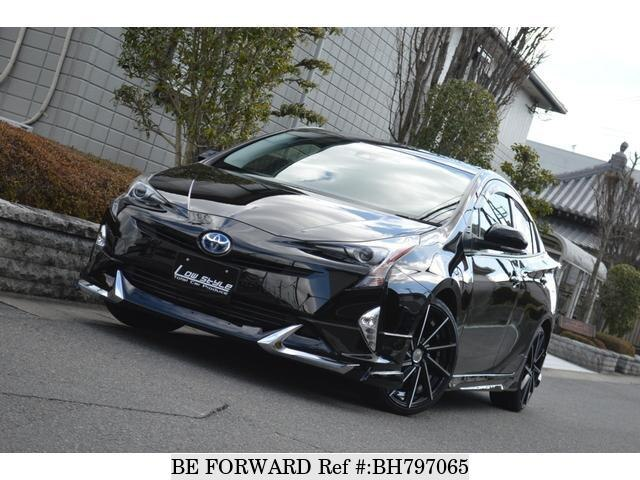 Used 2017 TOYOTA PRIUS BH797065 for Sale