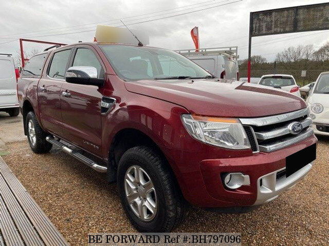 Used 2012 FORD RANGER BH797096 for Sale