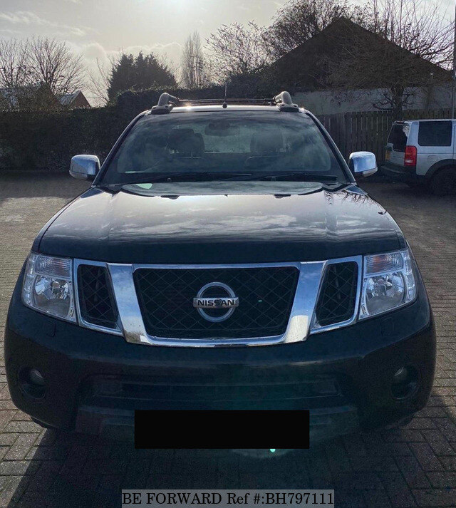 Used 2012 NISSAN NAVARA BH797111 for Sale