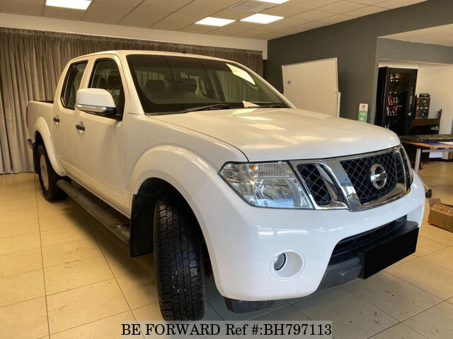 Used 2013 NISSAN NAVARA BH797113 for Sale