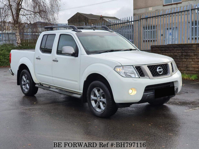 Used 2013 NISSAN NAVARA BH797116 for Sale