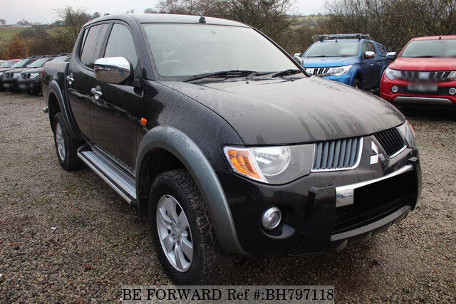 Used 2007 MITSUBISHI L200 BH797118 for Sale