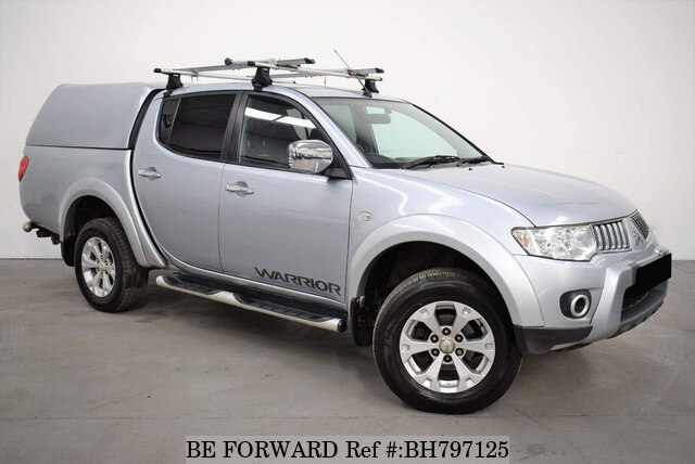 Used 2011 MITSUBISHI L200 BH797125 for Sale