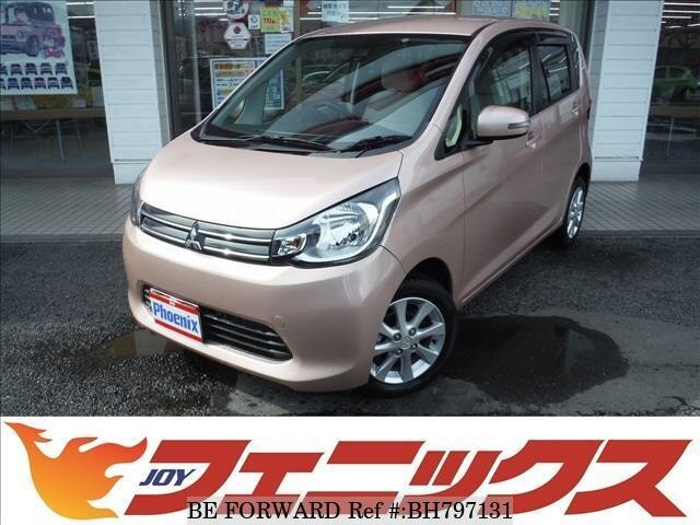 Used 2015 MITSUBISHI EK WAGON BH797131 for Sale