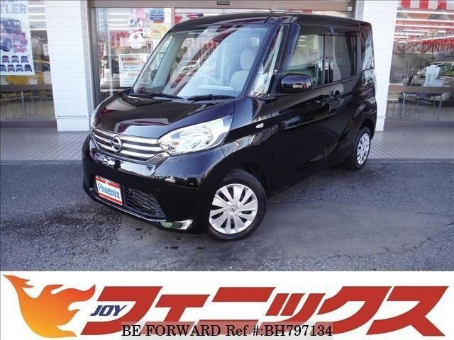 Used 2014 NISSAN DAYZ ROOX BH797134 for Sale