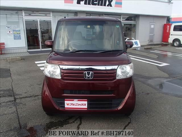 Used 2012 HONDA N BOX BH797140 for Sale
