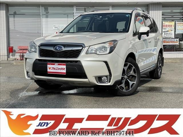 Used 2013 SUBARU FORESTER BH797141 for Sale
