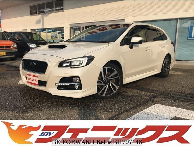 Used 2014 SUBARU LEVORG BH797148 for Sale