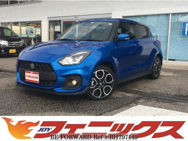 Used 2019 SUZUKI SWIFT BH797149 for Sale