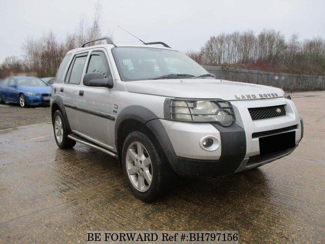 Used 2004 LAND ROVER FREELANDER BH797156 for Sale