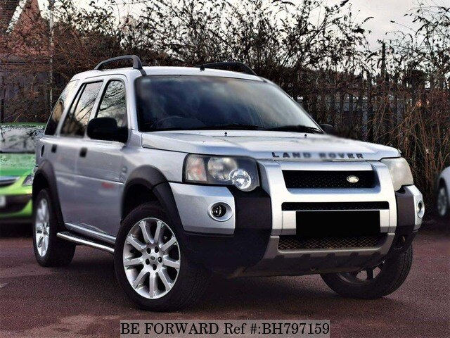 Used 2006 LAND ROVER FREELANDER BH797159 for Sale