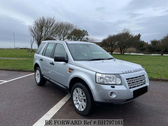 Used 2007 LAND ROVER FREELANDER 2 BH797161 for Sale