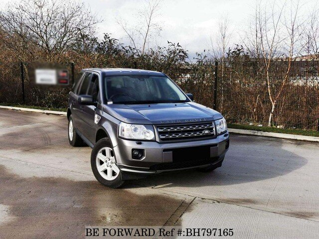 Used 2010 LAND ROVER FREELANDER 2 BH797165 for Sale
