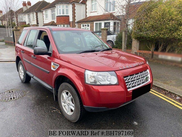 Used 2008 LAND ROVER FREELANDER 2 BH797169 for Sale
