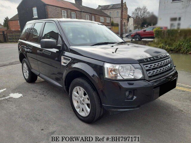 Used 2012 LAND ROVER FREELANDER 2 BH797171 for Sale