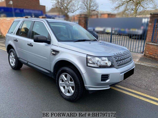 Used 2013 LAND ROVER FREELANDER 2 BH797172 for Sale
