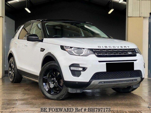 Used 2015 LAND ROVER DISCOVERY SPORT BH797173 for Sale