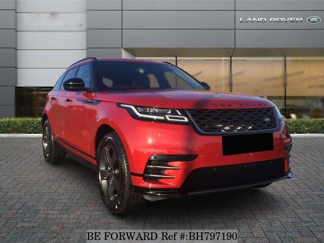 Used 2020 LAND ROVER RANGE ROVER VELAR BH797190 for Sale