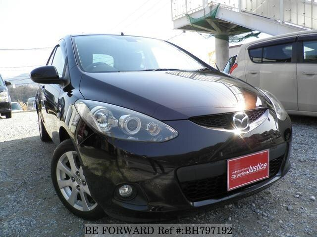 Used 2008 MAZDA DEMIO BH797192 for Sale