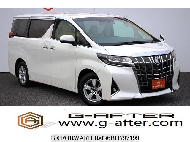 Used 2019 TOYOTA ALPHARD BH797199 for Sale