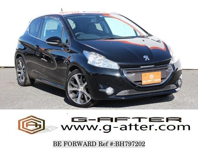 Used 2012 PEUGEOT 208 BH797202 for Sale
