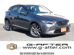 Used 2017 MAZDA CX-3 BH797204 for Sale