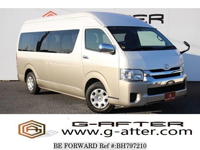 Used 2016 TOYOTA HIACE WAGON BH797210 for Sale